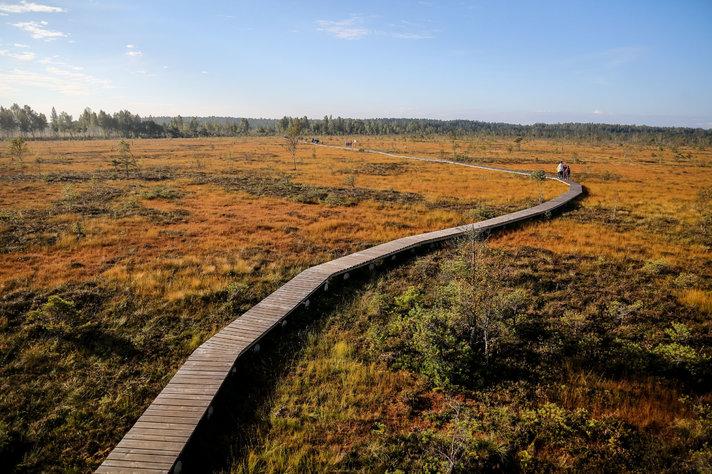 Viisi valloittavaa luontokohdetta<br /> Liettuassa Helsinki
