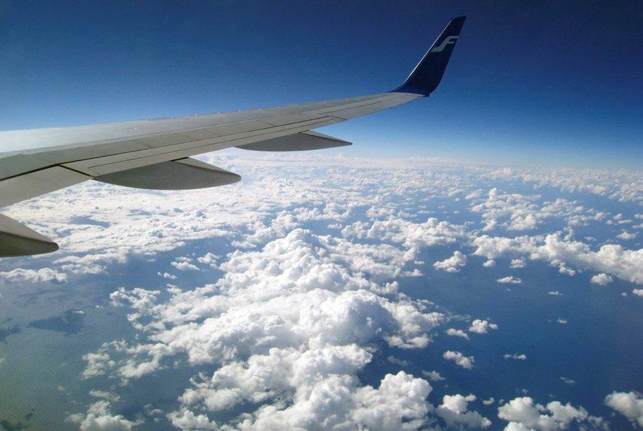 Finnairin liikenne kasvoi<br /> taas marraskuussa