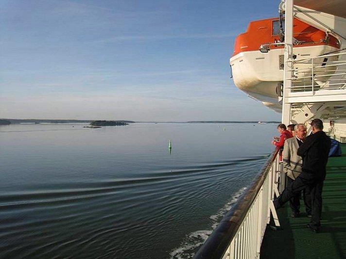 Yllätyspuhelu iski laivayhtiöihin<br /> pyörätuolimatkailijan puolesta Helsinki