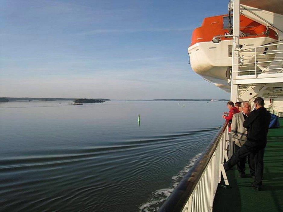 Miten laivayhtiöt ottavat huomioon liikuntarajoitteisten matkat?