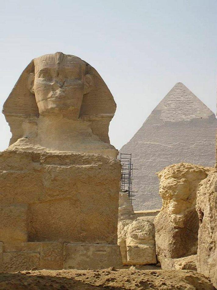 Kauppakujilla Egyptissä - Olen hurmaantunut egyptiläisiin