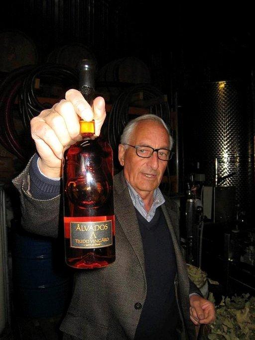 Ingmar Eriksson on taistellut hienon Ålvados juomansa nimen puolesta Ranskaa myöten.