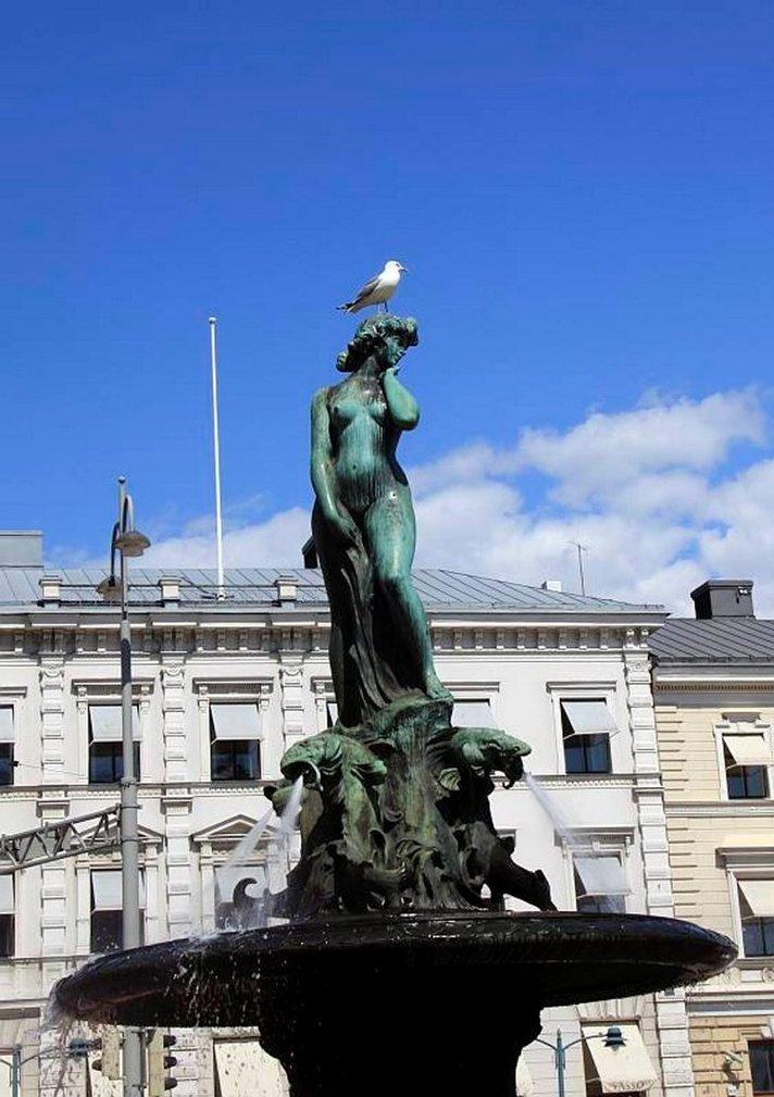 Helsinki suosituin matkailukohde,<br /> suomalaiset matkaavat Lontooseen