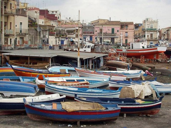 Klassikkojen perässä<br /> Riviera dei Ciclopilla