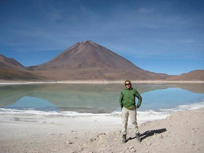 Saara-Liina matkaa Boliviaan
