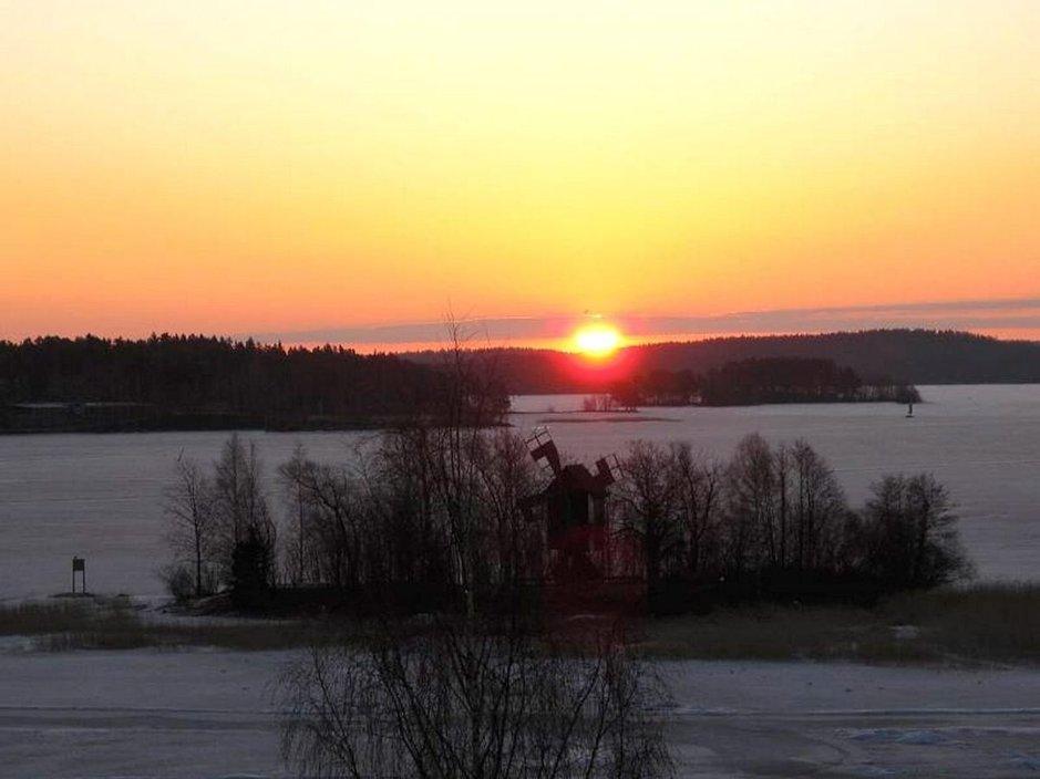 Kuopion kevät -<br /> Kolme tuokiokuvaa
