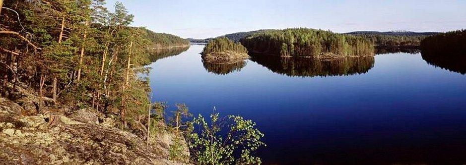 Pyhät polut kutsuvat<br /> vaellukselle Itä-Suomeen