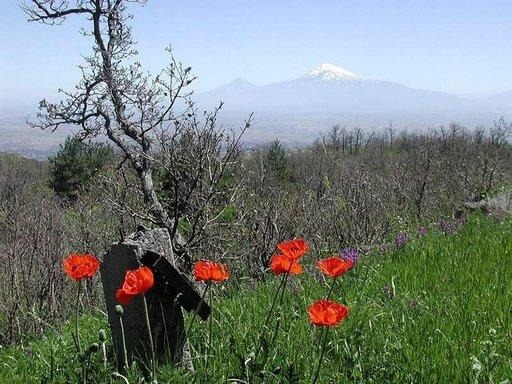 Ararat on armenialaisten pyhä vuori, jota he tänään voivat ihailla vain rajaa takaa. Turkin puolelle jäi myös Van-järvi, jolla sijaitsi Armenian tärkein saari, Aghtamar. Legendan mukaan järveen hukkui rakkaastaan erotettu nuorukainen, huutaen tyttönsä nimeä Aghtamar (Oi Tamar!)!