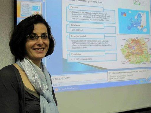 Martizeta Gospodaru kertoi Romanian maataloudesta. – Viljelyolosuhteet ovat hyvät, mutta keskimääräinen tilakoko on aivan liian pieni.