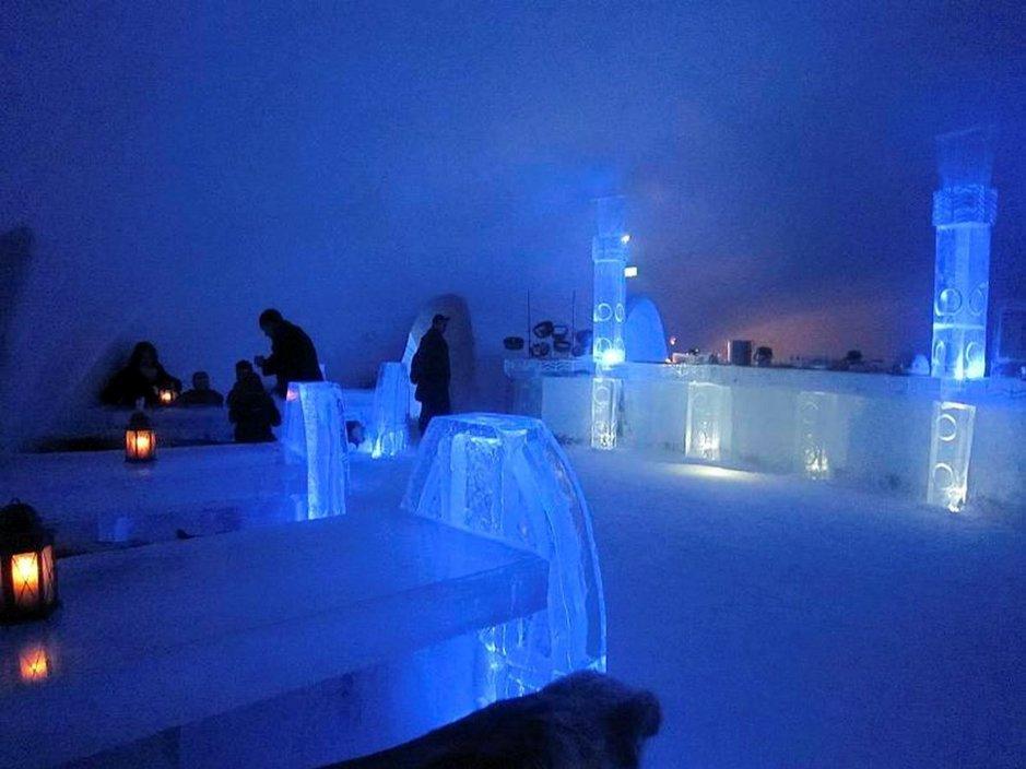 Kemin LumiLinnan avajaiset<br /> tammikuun 21. päivänä