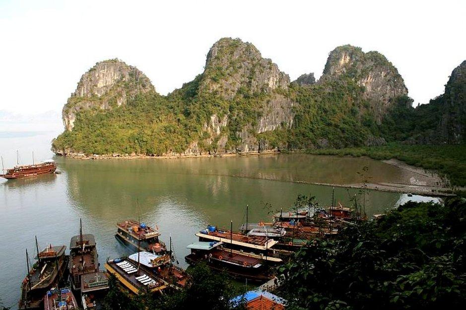 Hyvät unenlahjat ja kärsivällinen<br /> mieli - Reppumatkailijan Vietnam