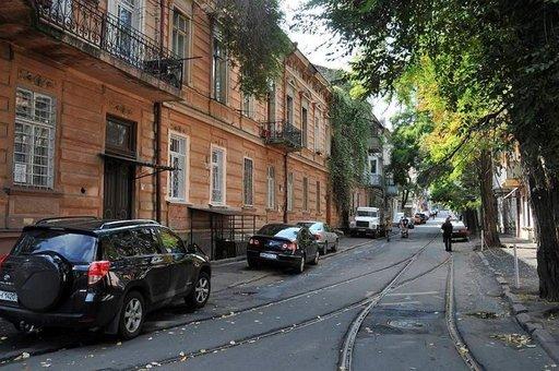Odessan vanha osa on pieteetillä entisöity.