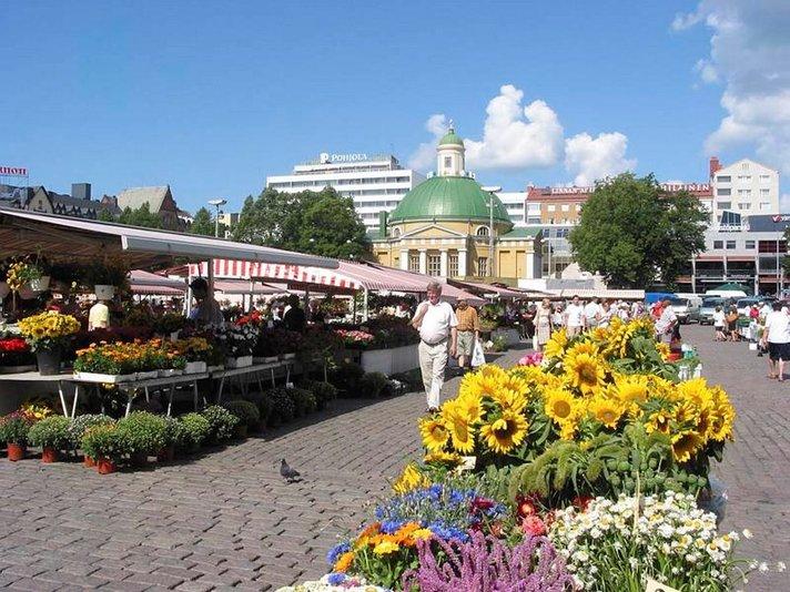 Tampere menetti matkailussa, Turku<br /> ja Rovaniemi yhä suositumpia