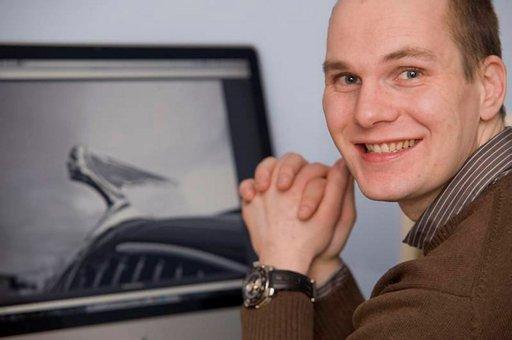 Idean tonttulakkipäivästä keksi Janne Honkanen, Luksusmatkanjärjestäjä Lapista.