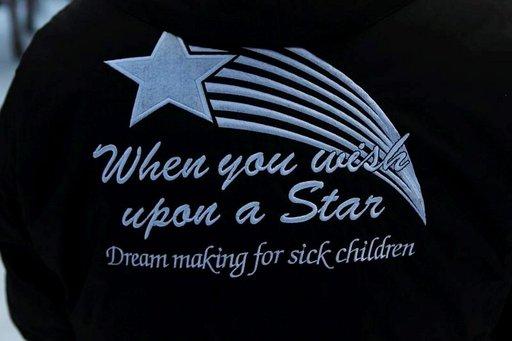 Tähti toiveen toteuttaa.