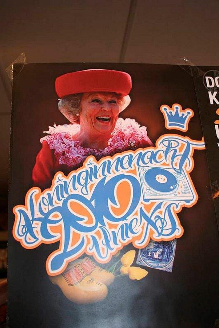 Rion karnevaalit eurooppalaisittain -<br /> Oranssi juhla Alankomaissa