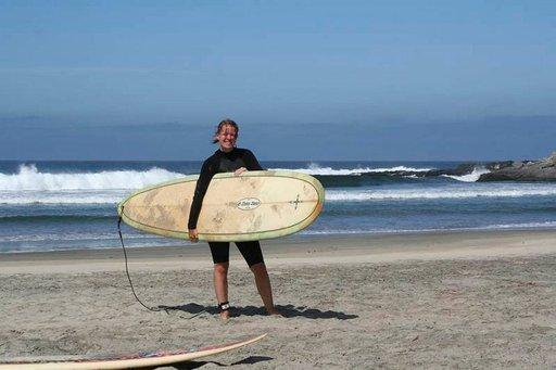 Baja California Surin alueelta löytyy useita suosittuja surffausrantoja.