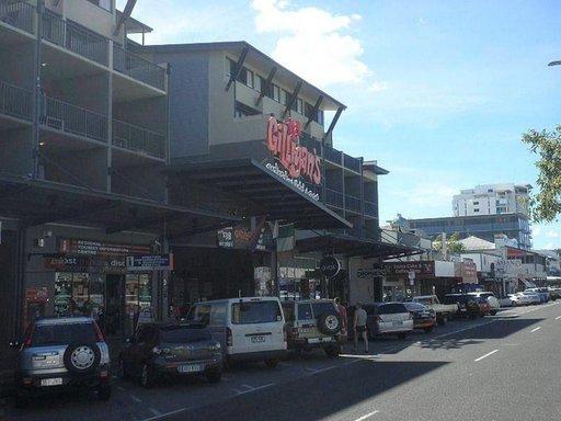 Gilliganin hostelli Cairnsissa.