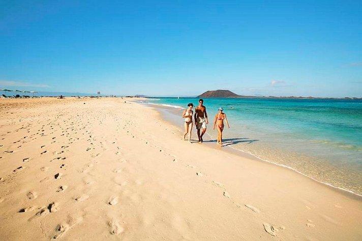 Fuerteventura<br /> tarjoaa rauhaa ja rantoja Helsinki