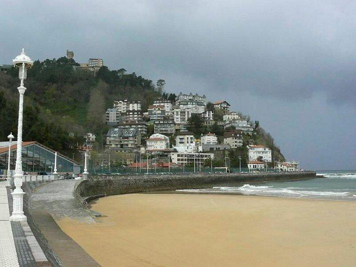 Herkuttelijan Baskimaa kruunautuu ESPANJAN kauneimmassa kaupungissa San Sebastiánissa
