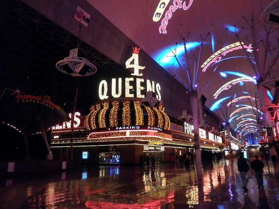Kasino 4 Kuningatarta Las Vegasissa.