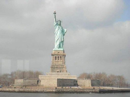 Vapaudenpatsas, New York.