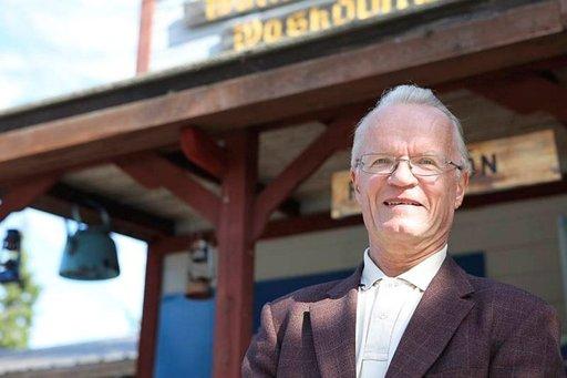Selvitysmiehenä tunnettu Lauri Tarasti on Tankavaaran kävijä jo kymmenien vuosien takaa.