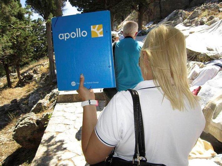 Apollomatkat sai<br /> uuden omistajan