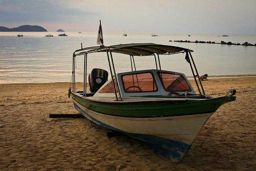 Malesian itärannikko on rantalomailijan paratiisi