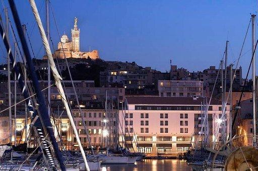 Marseille on Ranskan vanhin kaupunki. Kuva: Visit Provence.