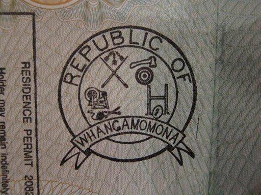 Whangamomonassa saa passiin leiman.