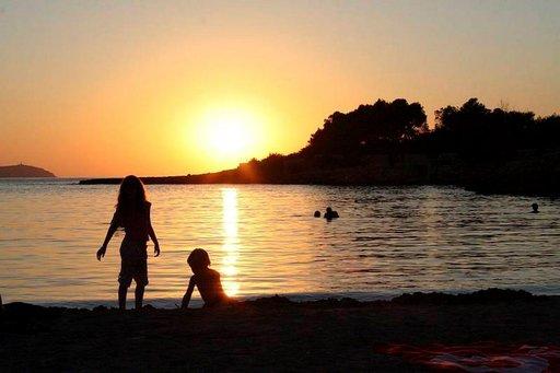 Ibizan auringonlaskut ovat joka kerta sykähdyttäviä.