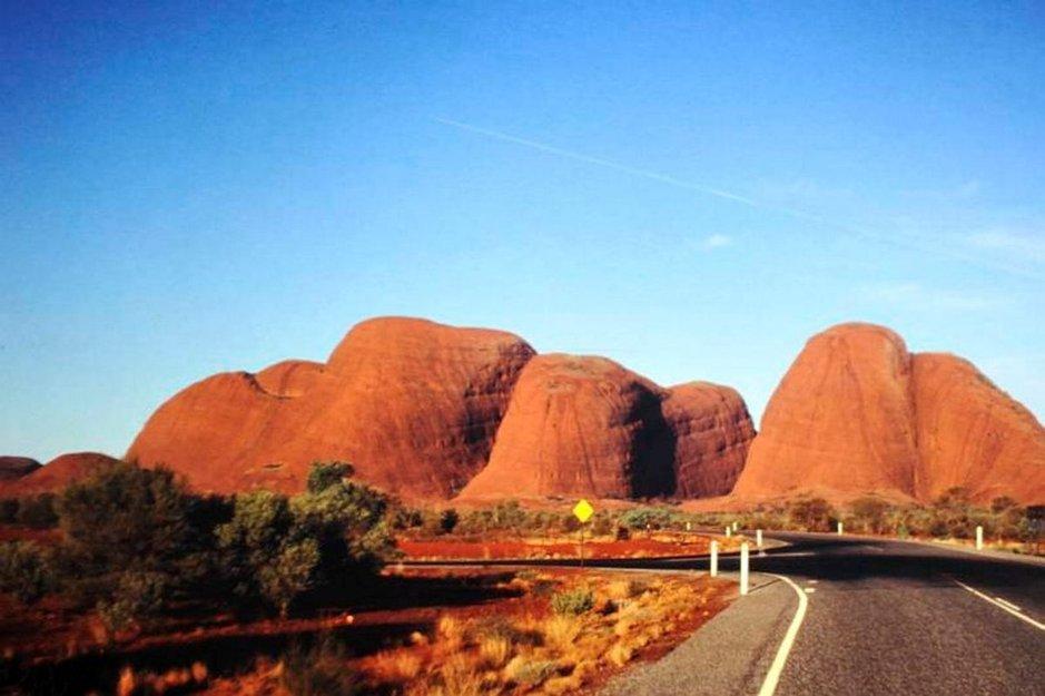 Australia - Alku koko maailmalle?