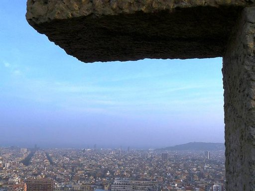 Barcelona on Espanjan toiseksi suurin kaupunki.