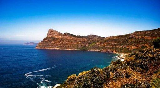 Etelä-Afrikasta eivät upeat rantalinjat lopu kesken.