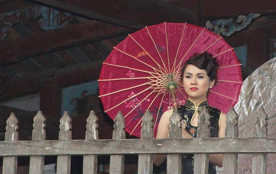Naiskauneutta Hoi Anissa.