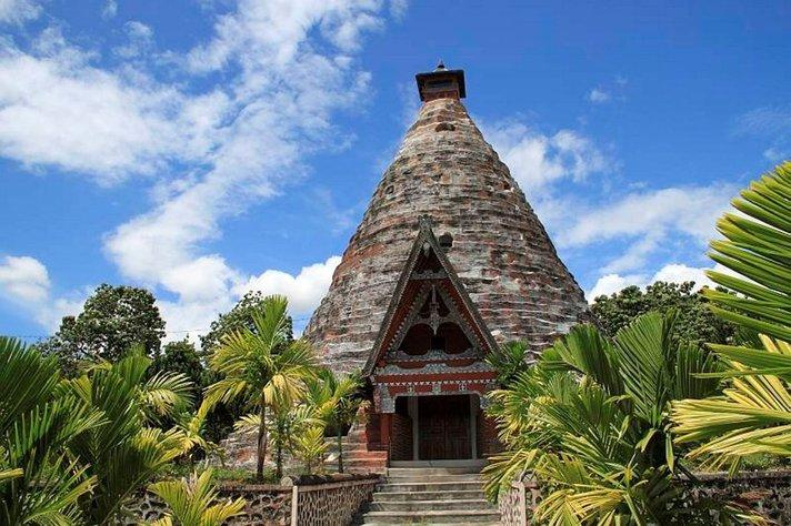 Indonesian unohdettu<br /> keidas Lake Toba