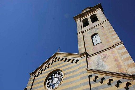 San Martinon kirkko on vierailun arvoinen.
