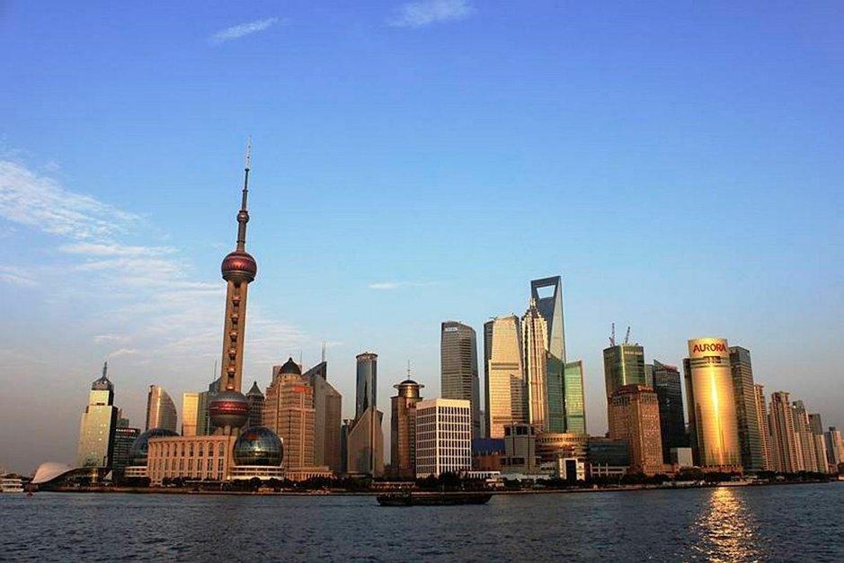 Kev&auml;inen Shanghai avautuu<br /> nyt edess&auml;ni utuisena