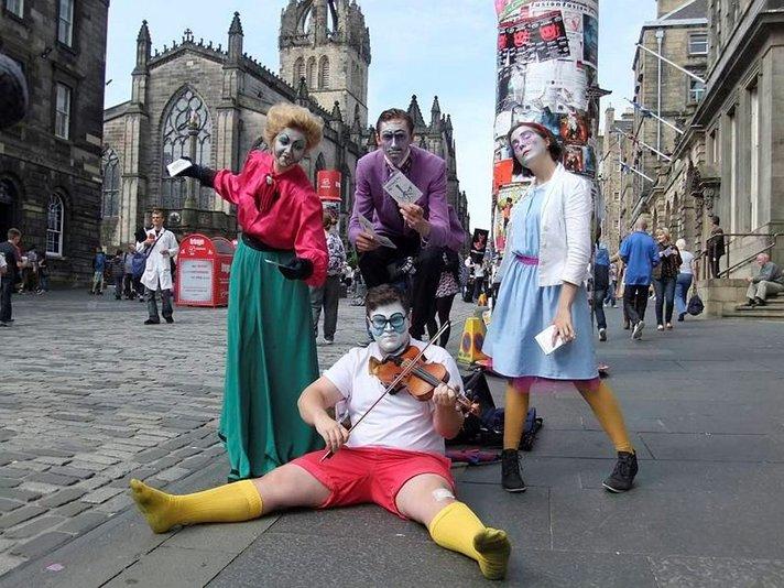 Festivaalien Edinburgh