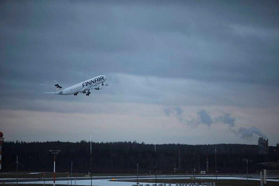 Finnair lentää Enontekiölle talvikaudella 2016