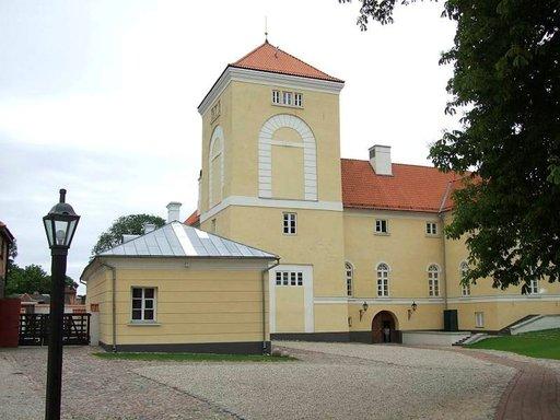 Ventspilsin linnassa toimii nykyisin muun muassa museo.