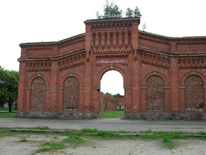 Ventspils ja Liepaja<br /> It&auml;meren rannalla