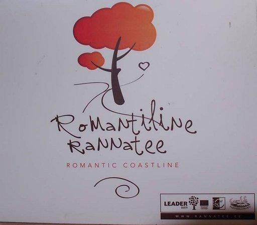 Romantiline rannatee -hankkeen avulla on syntynyt muun muassa mainio matkailukartta Pärnunmaan rannikosta.
