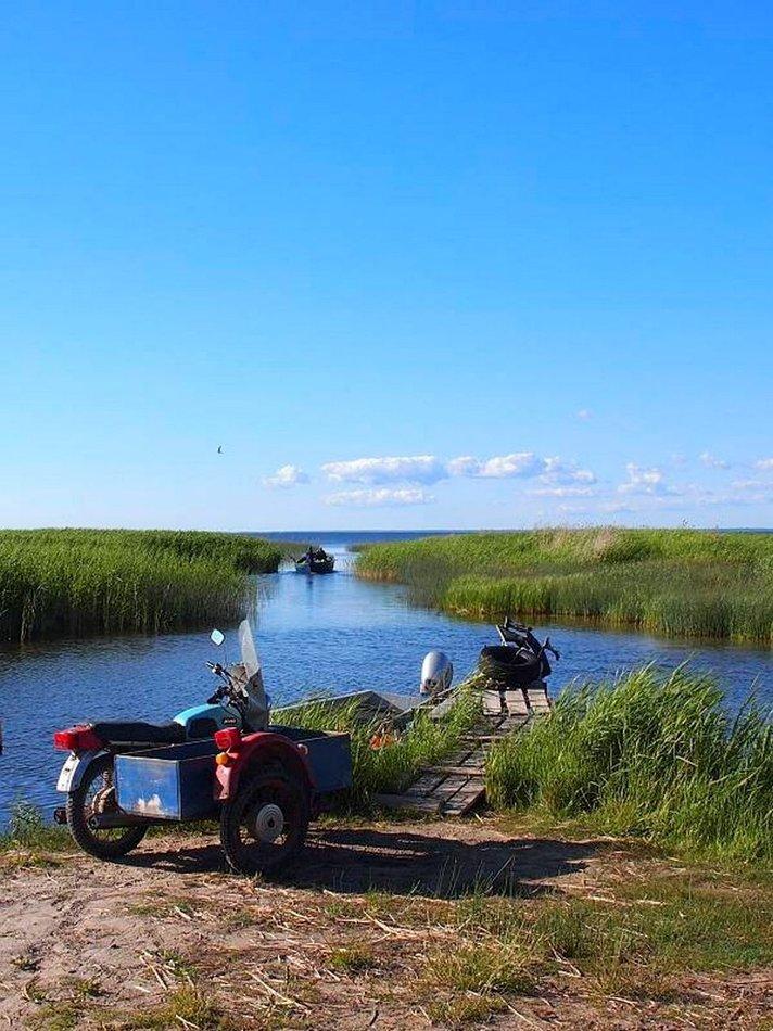 Virossa merikulttuurin vuosi<br /> - 5 merellistä kesätapahtumaa