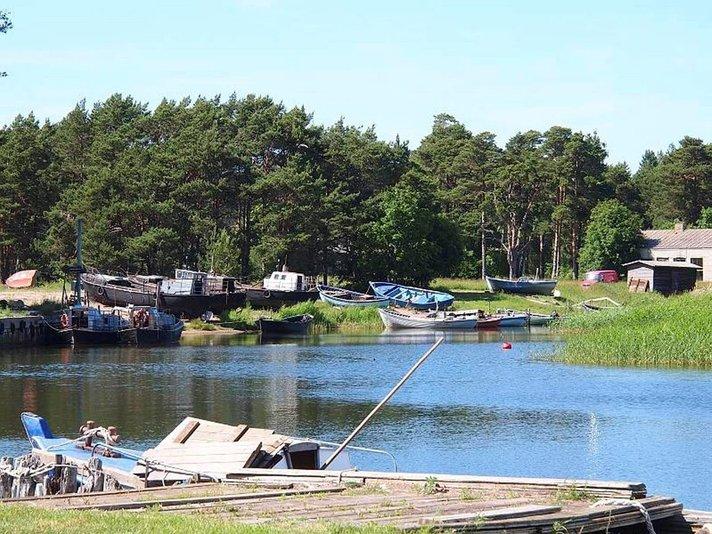 Villahamenaisten ja kalastajamiesten<br /> Kihnu Virossa pitää nähdä
