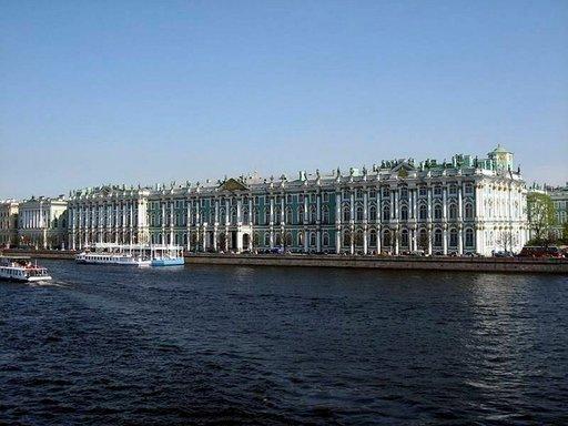 Eremitaasin Talvipalatsi pitää sisällään monia maailman merkittävimmistä teoksista