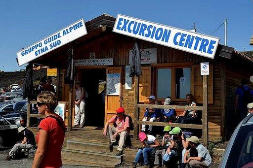 Opastetut patikkaretket Etnan huipulle lähtevät Excursion Centrestä Etnan etelärinteeltä. Turistit voivat vapaasti kierrellä vuorella alle 2900 metrin korkeuteen asti. Sen yläpuolella on turvallisuussyistä sallittua liikkua vain koulutettujen vuoristo-oppaiden vetämissä ryhmissä.