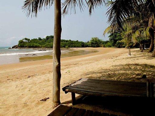 Ezile Bay on mainio paikka ottaa rennosti.
