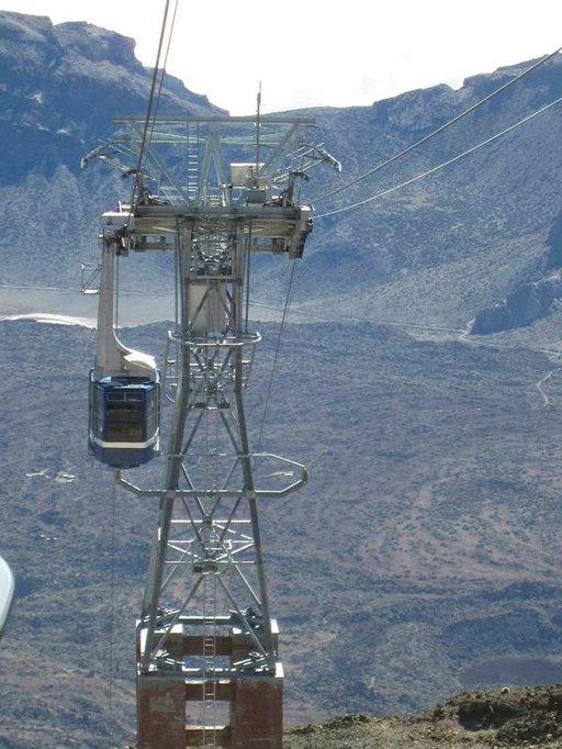 Kuva latistaa huimat korkeuserot.